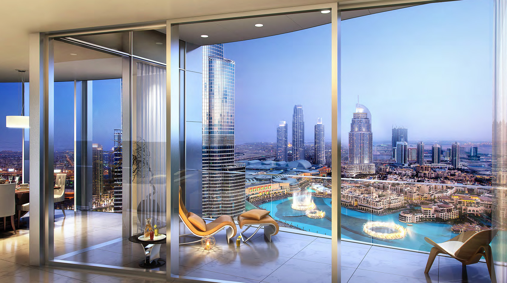 Emaar IL Primo Apartments Amenities